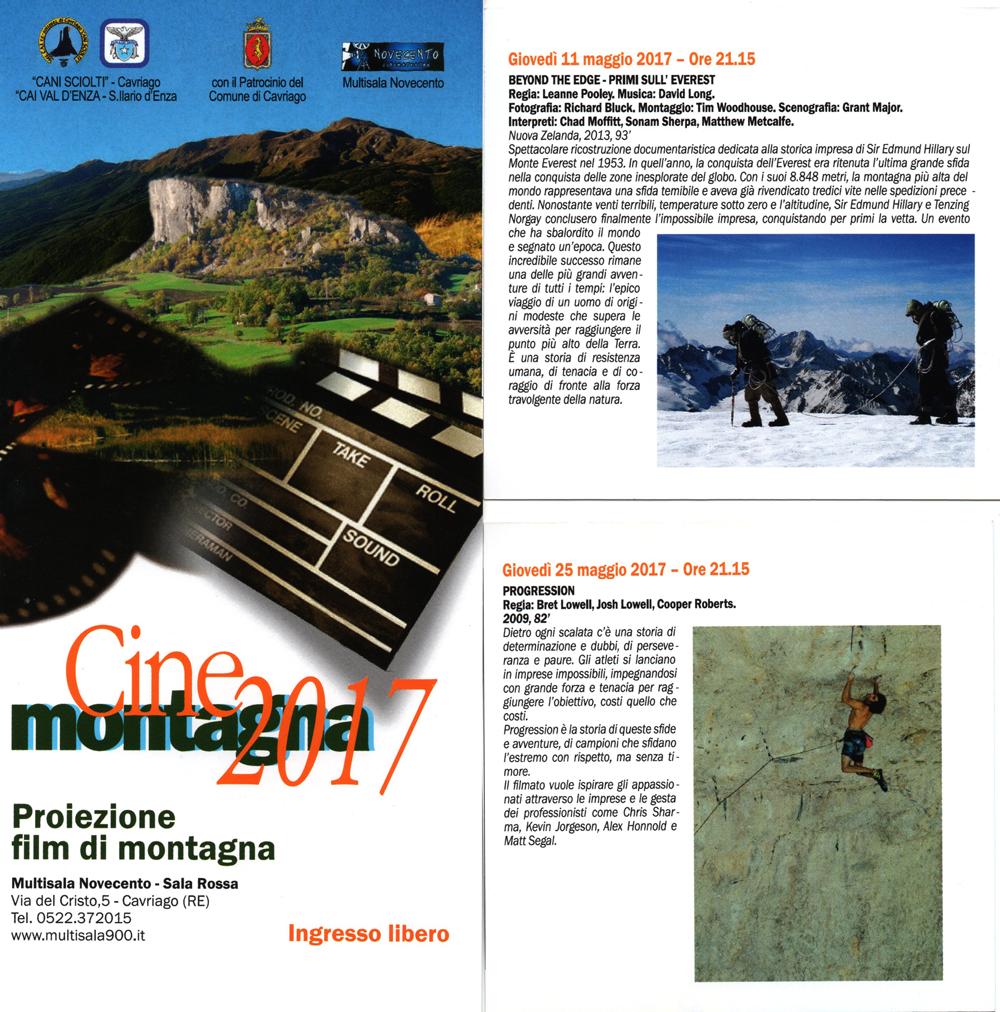 Cinemontagna 2017